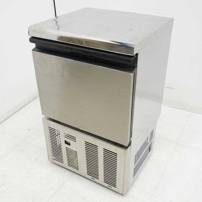 ホシザキ 製氷機 IM-35M アンダーカウンター キューブアイス 2008年 【中古】