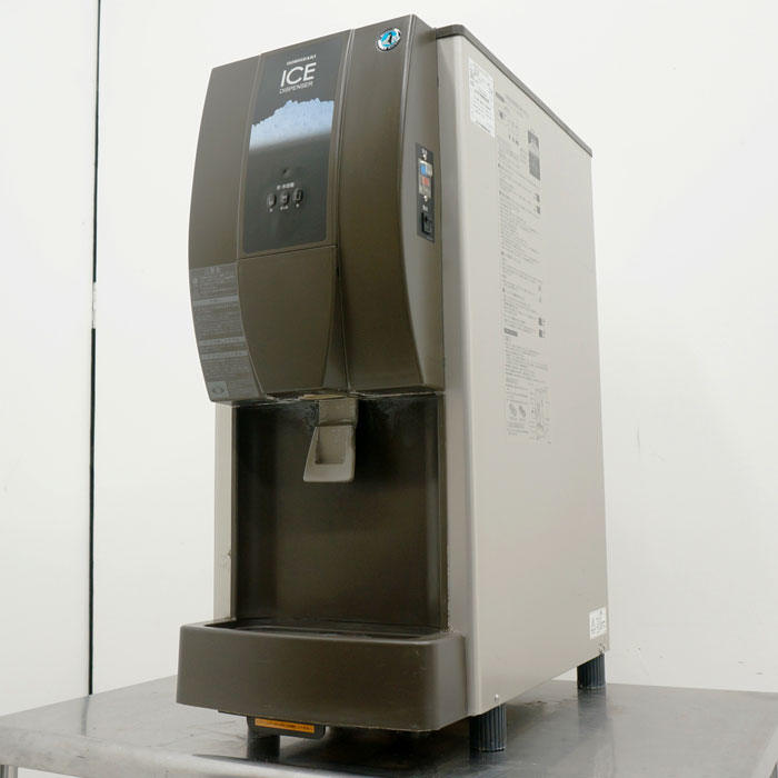 ホシザキ チップアイスディスペンサー DCM-115K 卓上 貯氷量最大約4kg 2012年 【中古】