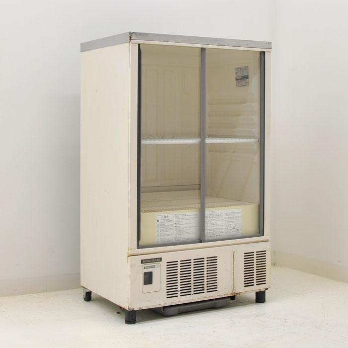 ホシザキ 業務用 小型 冷蔵ショーケース 冷蔵庫 ショーケース SSB-63CTL1 2007年【中古】