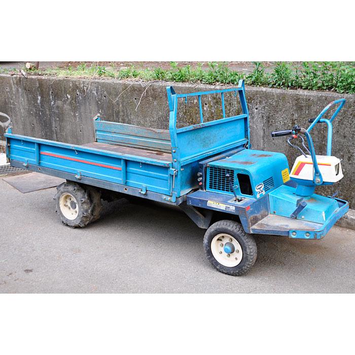 ウインブルヤマグチ 運搬車 M4-60 四輪 運搬車ダンプ 油圧ダンプ 【中古】