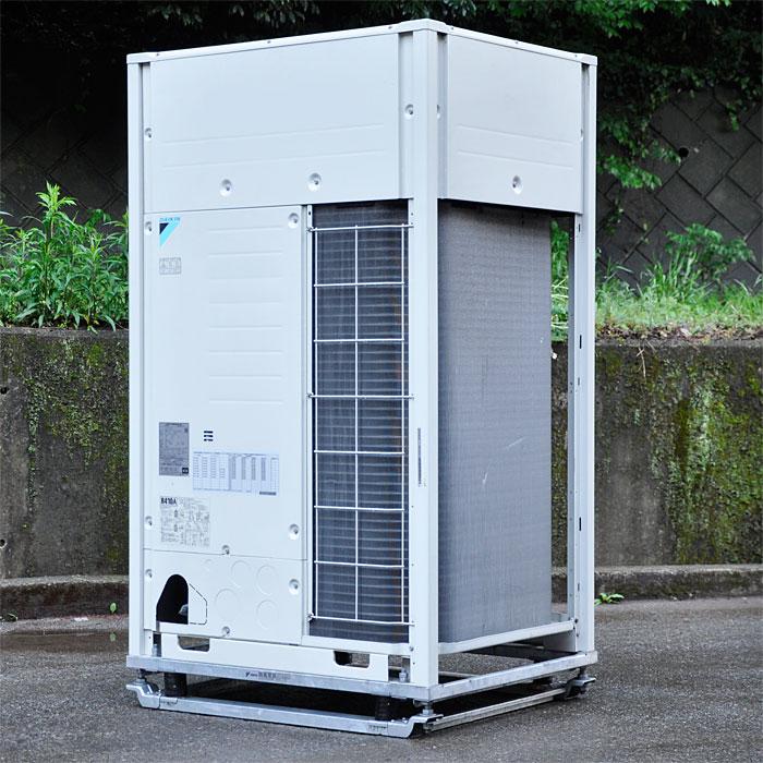 DAIKIN ダイキン ビル用 マルチエアコン 室外機 RQYP335D 2017年【中古】