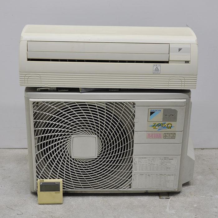 ダイキン 壁掛エアコン 室内機FAP50A 室外機RZYP50AT 2馬力 2007年製 【中古】