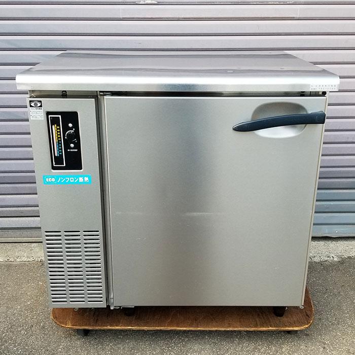 大和冷機 テーブル形冷凍庫 3561SS 2013年製 コールドテーブル 【中古】