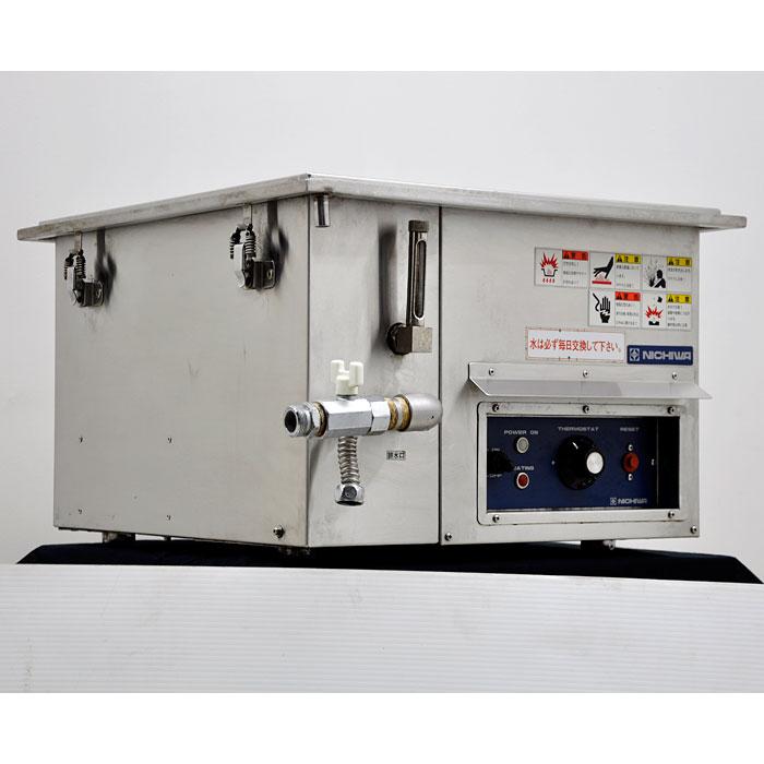 NICHIWA ニチワ電気 電気蒸し器 NESA-459-4.5 業務用 厨房機器 2011年 【中古】
