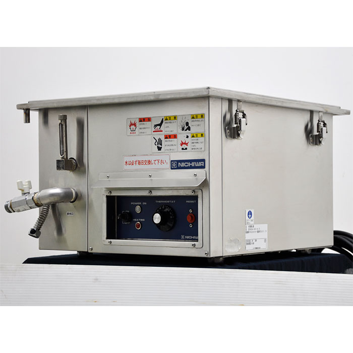 NICHIWA ニチワ電気 電気蒸し器 NESA-451-4.5 業務用 厨房機器 2011年 【中古】