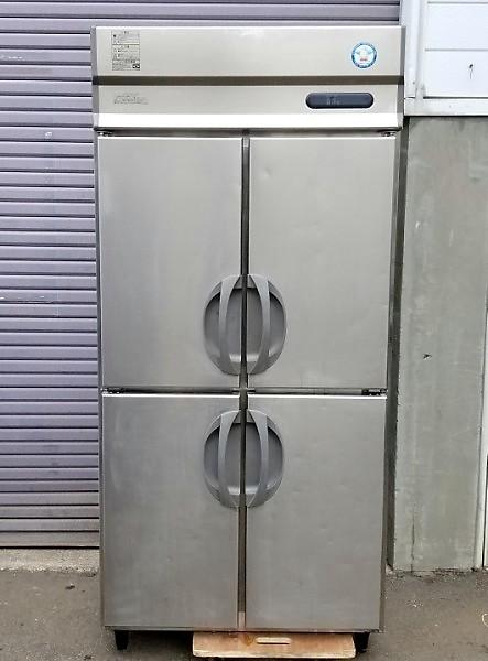 福島工業 冷蔵庫 業務 URD-090RM6 2014年製 フクシマ【中古】
