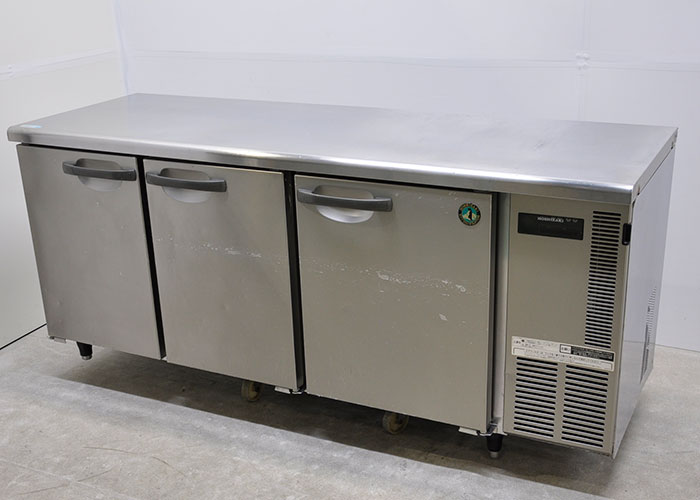 ホシザキ テーブル形冷凍冷蔵庫 RFT-180SNE-R 2008年製 【中古】