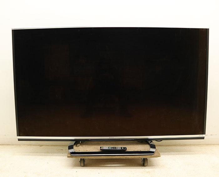 シャープ SHARP 液晶カラーテレビ LC-80XL10 2014年 アクオス AQUOS 大画面 80インチ 【中古】