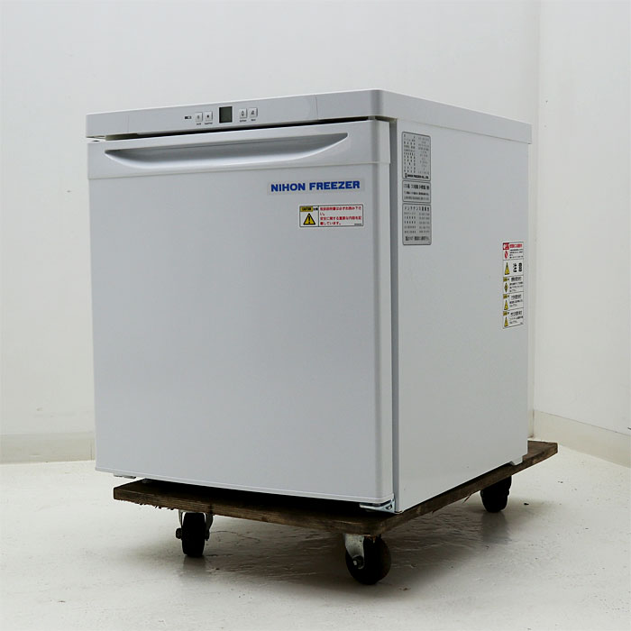 日本フリーザー 小型冷凍庫 GX-823HC 2017年 【中古】