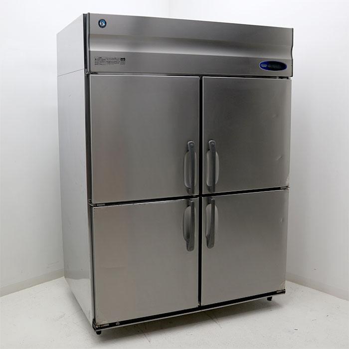 ホシザキ 業務用 タテ型 冷凍庫 4枚扉 HF-150Z3-ML 2015年 【中古】
