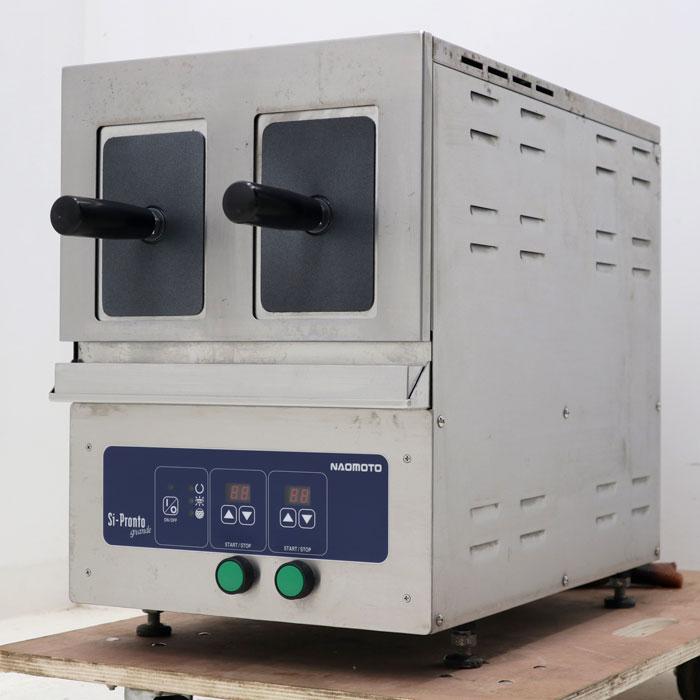 直本工業 冷凍麺解凍機 QF-57M Si-Pronto Grande 業務用 厨房機器 【中古】