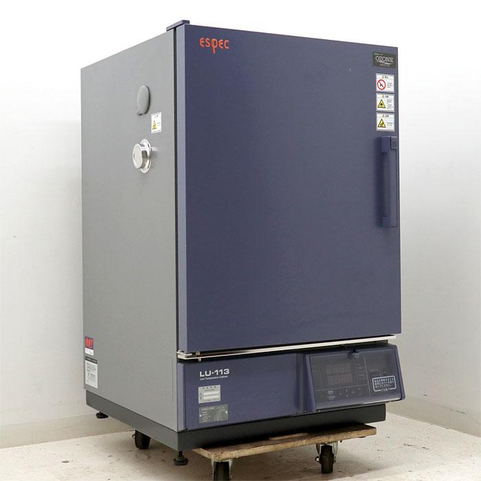 ESPEC CORP エスペック 低温恒湿器 LU-113 2008年 【中古】