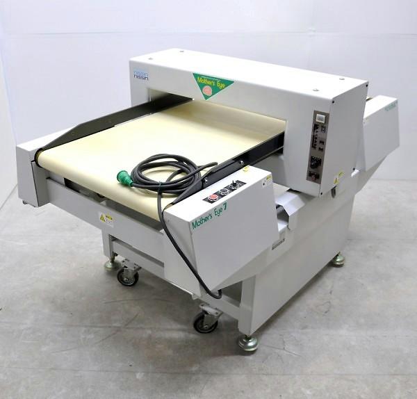 日新電子工業 コンベヤー式検針機 ND-398A マザーズアイセブン 2005年製 【中古】
