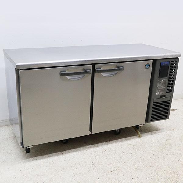 ホシザキ HOSHIZAKI テーブル型冷蔵庫 RT-150SNF-R 2015年 コールドテーブル ヨコ型 【中古】