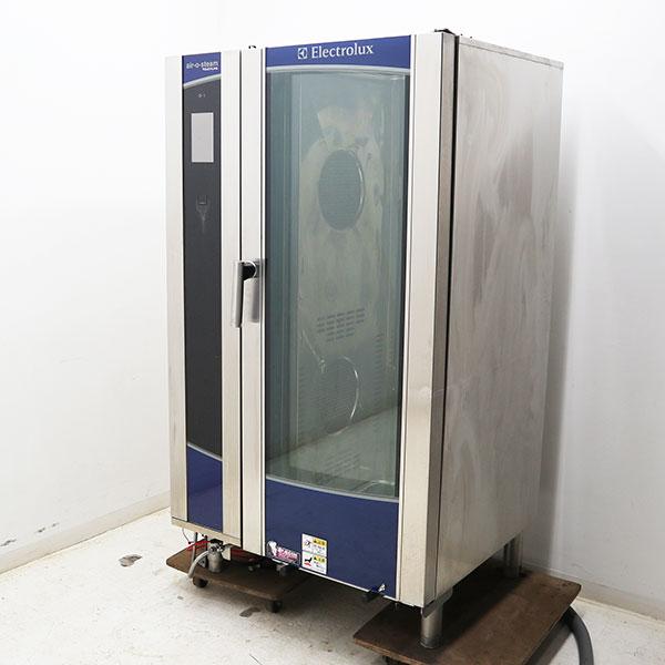 エレクトロラクス スチームコンベクションオーブン air-o-steam AOS201ET01 2011年 【中古】