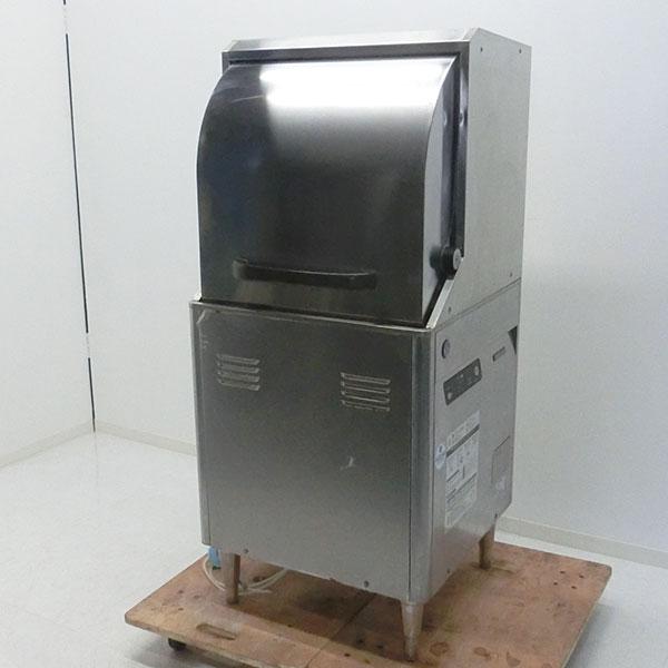 ホシザキ 食器洗浄機 JWE-450RUA-L 2013年 業務用 給湯使用 【中古】