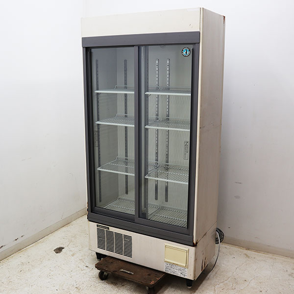 ホシザキ HOSHIZAKI リーチイン冷蔵ショーケース RSC-90CT 2008年 【中古】