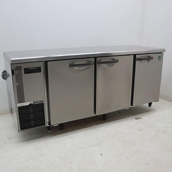 ホシザキ HOSHIZAKI 業務用 テーブル形 冷蔵庫 RT-180SNE 2008年 【中古】