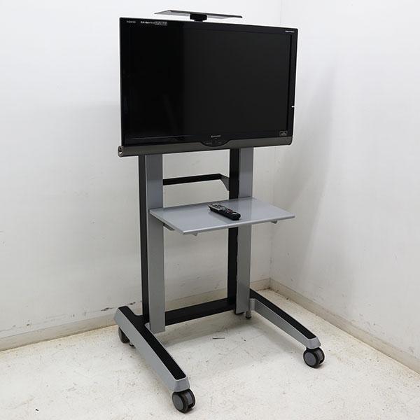 シャープ SHARP 液晶 カラーテレビ ディスプレイスタンド付き LC-40SE1 2010年 40インチ 【中古】