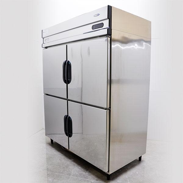 フクシマ 福島工業 縦型冷凍冷蔵庫 EXD-52PMTA7 業務用 2005年製 【中古】