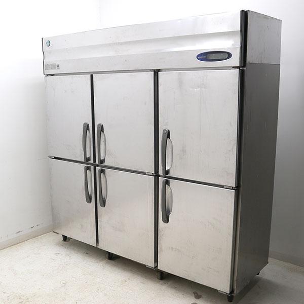 ホシザキ HOSHIZAKI 冷凍冷蔵庫 2凍 4蔵 HRF-180LZFT3 2011年 【中古】