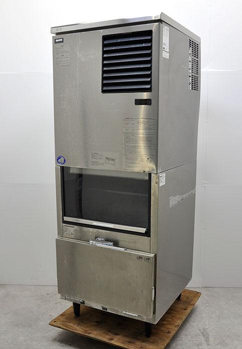 サンヨー SANYO 製氷機 SIM-S240YNS/SIM-202FYB 業務用 2007年製 【中古】