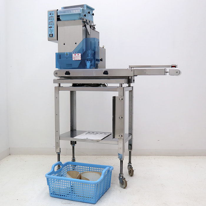 SUZUMO 鈴茂器工 寿司ロボット シャリ玉成形整列ライン ST-77SNS SNS-RCB WSN-TRB 2002年 【中古】