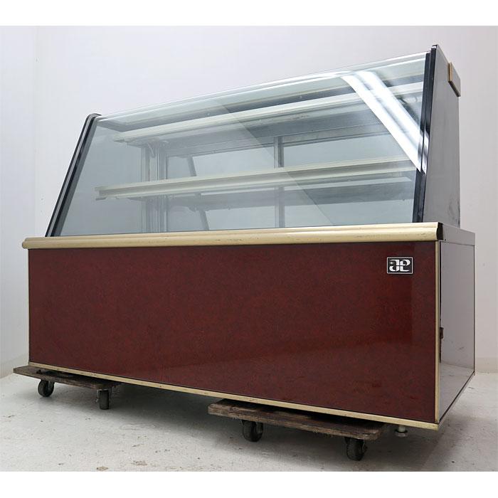 HOSAKA 保坂製作所 冷蔵ショーケース 冷蔵ケーキケース 50Hz 【中古】