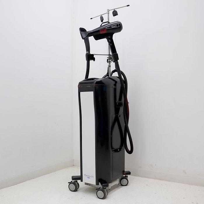 NAOMOTO 直本工業 美容用スチーマー パルッキー Pieno SC-100-HRS 11TD ※現状渡し 2013年 【中古】