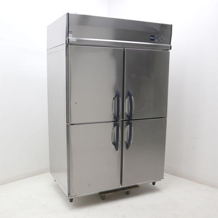 ダイワ 業務用 組立式 タテ型 冷蔵庫 423CD-PL-EC 4枚扉 2016年 【中古】