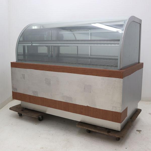 和田製作所 対面冷蔵ショーケース TD-710マイコン 2013年 業務用 店舗用 厨房機器 【中古】