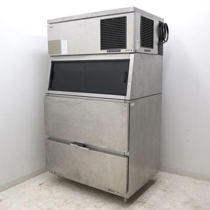 ダイワ 業務用 製氷機 DRI-210LM スタックオンタイプ キューブアイスメーカー 2004年 【中古】