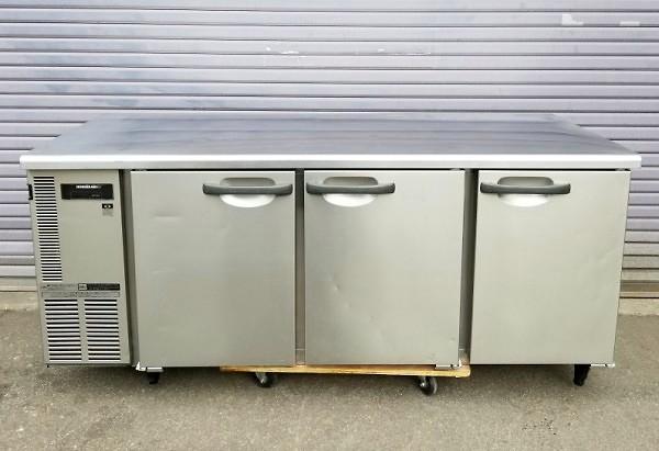 ホシザキ 業務用 テーブル型冷蔵庫 RT-180SDE 2010年製 【中古】