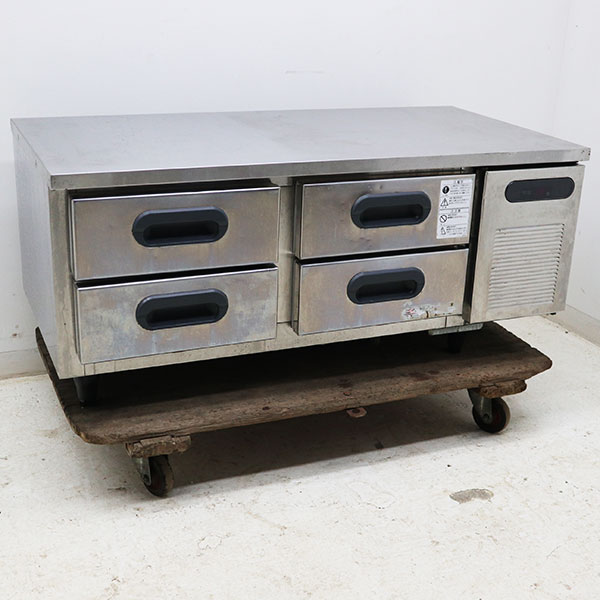 フクシマ ドロワー冷蔵庫 RBC-40RM7-R 2006年 引き出し式 【中古】