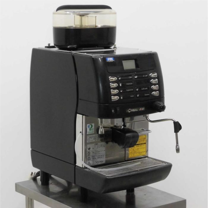 送料無料★ FMI チンバリー エスプレッソコーヒーマシン M1-CP10 2013年 現状渡し 【中古】