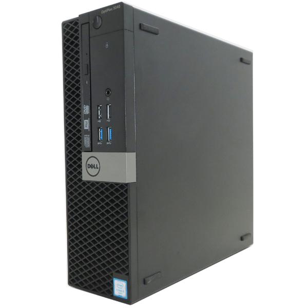 DELL OPTIPLEX 3040 SFF 【Core i5 6500/4GB/500GB/マルチ/HDMI】【Windows10 64bit】【中古】【送料無料※沖縄・離島を除く】