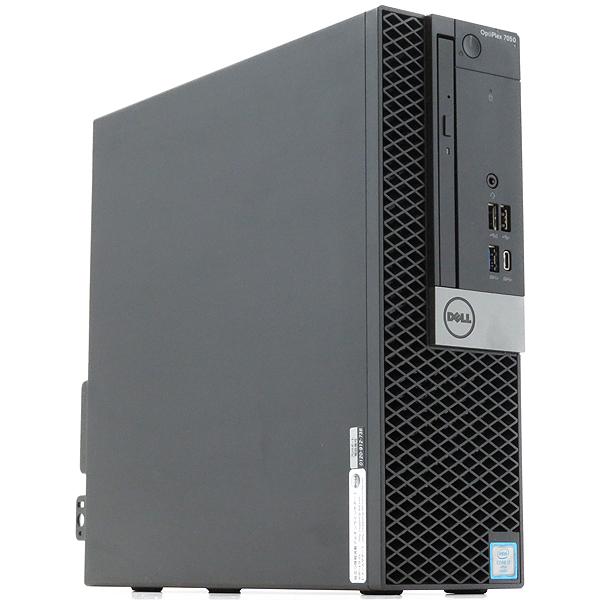 DELL OPTIPLEX 7050 SFF【Core i7-6700/8GB/500GB/Win10-64bit】【】【送料無料】(沖縄、離島を除く)