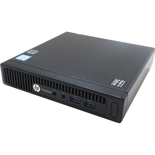 hp ProDesk 400 G2 DM【Core i5-6500T/4GB/500GB】【Win10Pro-64bit】【中古】【送料無料】(沖縄・離島を除く)