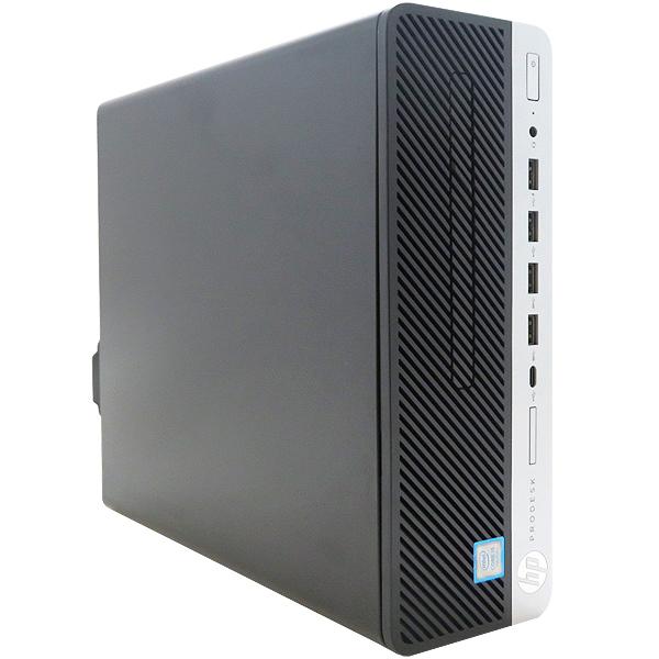 Hewlett-Packard ProDesk 600 G3 SFF【Core i5-7500/4GB/500GB】【DVDマルチ/USB3.0/Win10Pro-64bit】【中古】【送料無料】(沖縄、離島を除く)