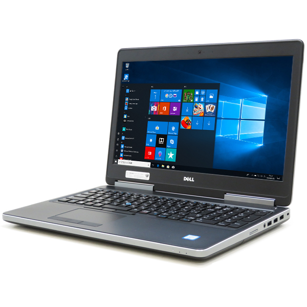 DELLPrecision 7510 Mobile Workstation【Core i7 6820HQ/24GB/SSD256GB】【Quadro M2000M/Full HD】【Windows10-64bit】【中古】【無線LAN】【送料無料】(沖縄、離島を除く)