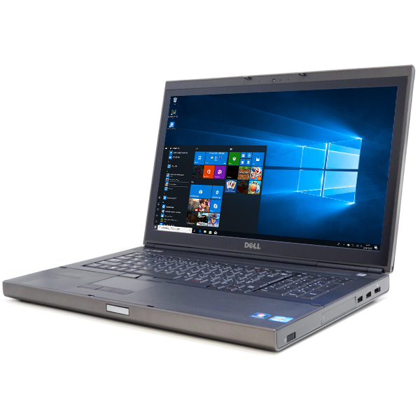 DELLPrecision M6800 Mobile Workstation【Core i7 4910MQ/32GB/(新品)SSD256GB+HDD1000GB/マルチ】【Quadro K4100M/マルチ/Win10】【中古】【無線LAN】【送料無料】(沖縄、離島を除く)
