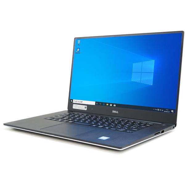 DELL Precision 5510【Core i7 6820HQ/8GB/大容量SSD960GB】【NVIDIA Quadro M1000M】【HDMI/無線LAN/4K(3840×2160)】【Windows10 64bit】【中古】【送料無料】(沖縄、離島を除く)