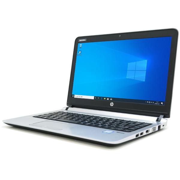 HP ProBook 430 G3【Core i7-6500U/16GB/M.2SSD256GB】【無線LAN】【中古】【送料無料】(沖縄、離島を除く)