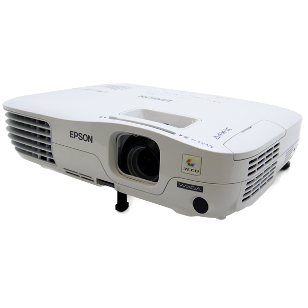 EPSON EB-W10WXGA 3LCDプロジェクター 【中古】【送料無料】(沖縄・離島を除く)