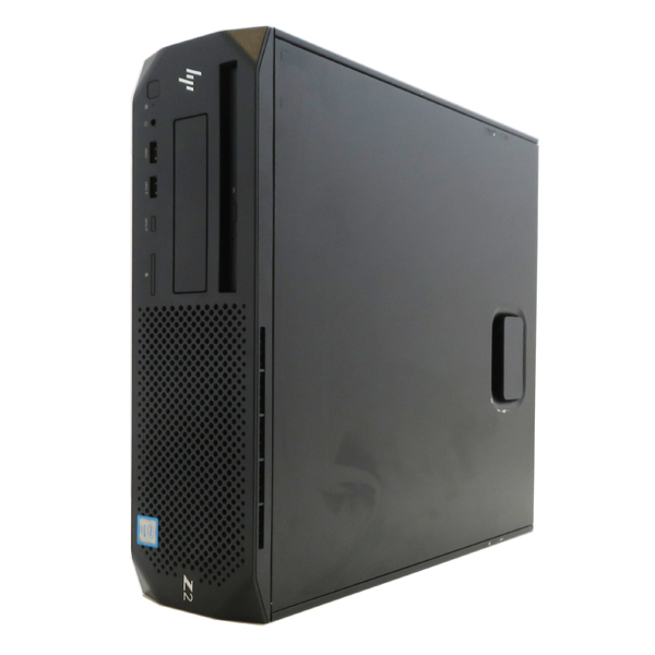 hp Z2 SFF G4 WorkStation 【Xeon E-2124G(3.40GHz/4コア4スレッド)/16GB/512GB(M.2 NVMe SSD)/Quadro P620/Windows10 Pro 64bit】【中古】