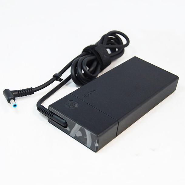 純正新品 HP TPN-DA03 TPN-DA09対応 19.5V 7.7A SALENEW大人気 150W薄型ACアダプター L字型 流行 776620-001 ブループラグ B 775626-003 ADP-150XB
