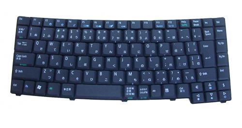 ACER ノートパソコン 用 キーボード AEZF1TNJ015 黒 新品 99.N7082.10J