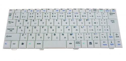 富士通:Amilo V2030等用 ノートパソコン キーボード 新品 グレー V022422AJ1 〔対応機種〕・LM7WE