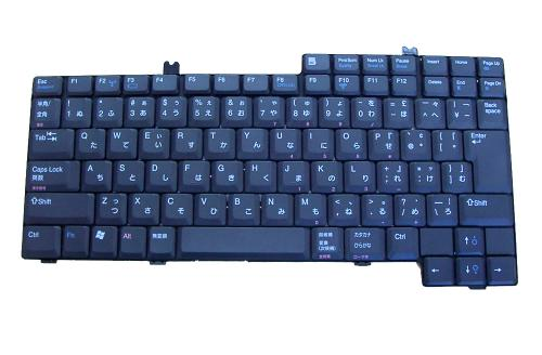 DELL:ノートパソコン 用 キーボード 新品 A206 黒