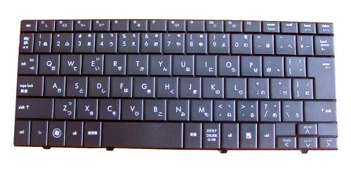 HP:MINI1000/MINI100用 ノートパソコン キーボード 新品 黒 V100226CJ1 〔対応機種〕・MINI1000/MINI100